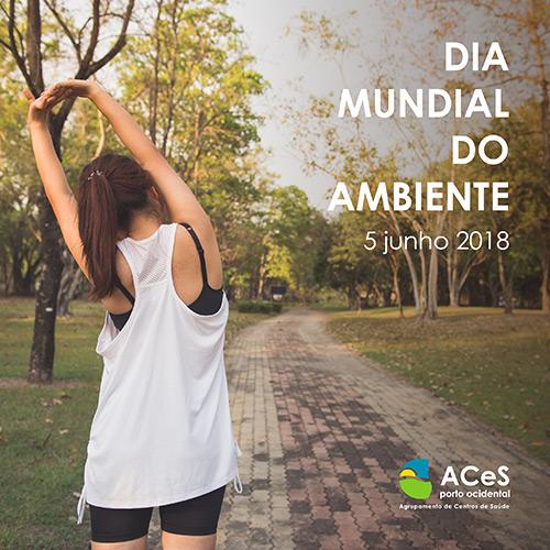 Dia Mundial do Ambiente 2018