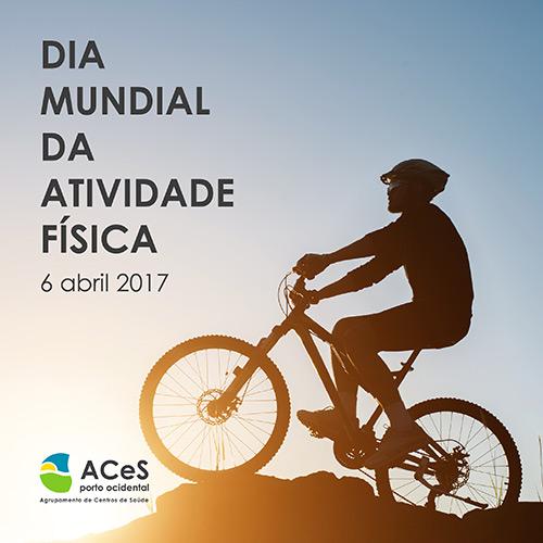 Dia Mundial da Atividade Física 2017