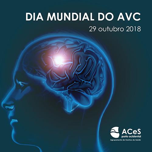 Dia Mundial do AVC 2018