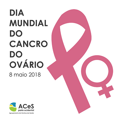 Dia Mundial do Cancro do Ovário 2018