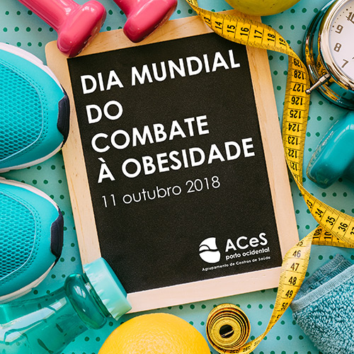 Dia Mundial do Combate à Obesidade 2018