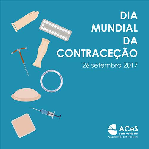 Dia Mundial da Contraceção 2017