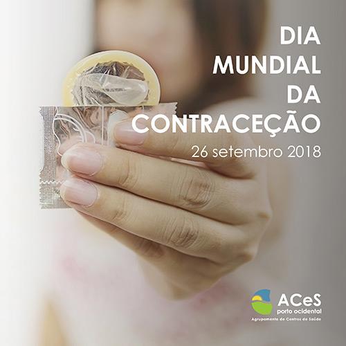 Dia Mundial da Contraceção 2018