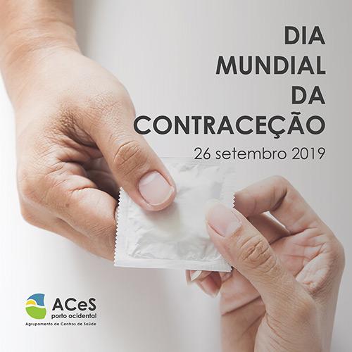 Dia Mundial da Contraceção 2019