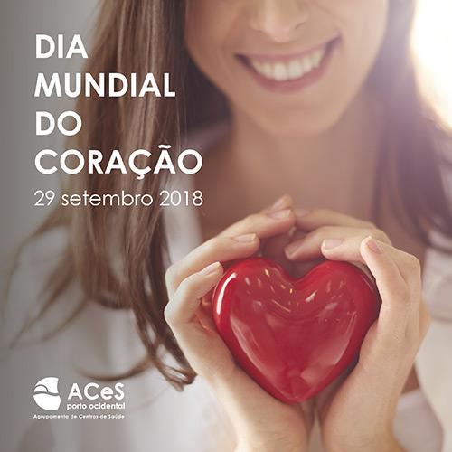 Dia Mundial do Coração 2018