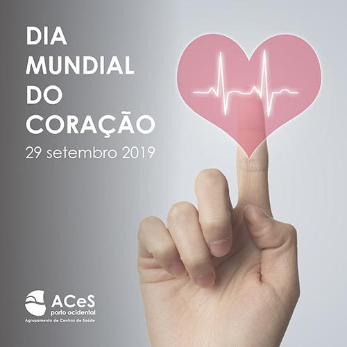 Dia Mundial do Coração 2019