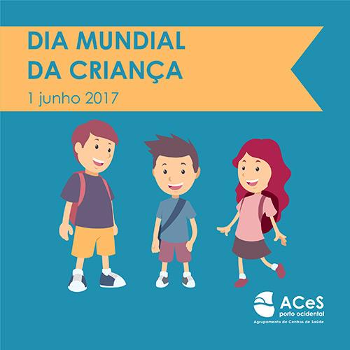 Dia Mundial da Criança 2017