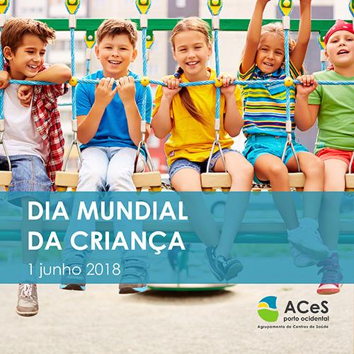 Dia Mundial da Criança 2018