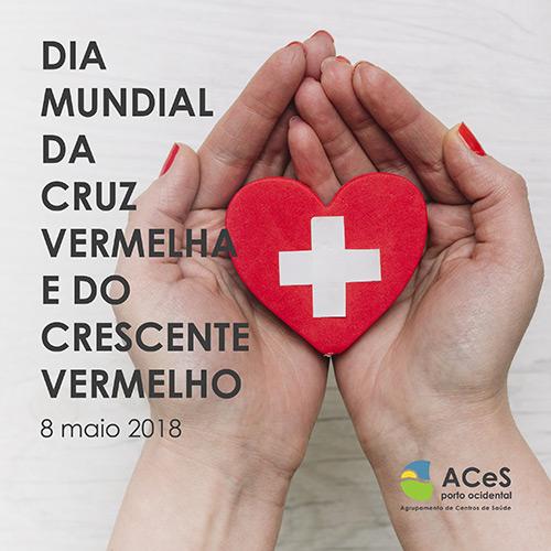 Dia Mundial da Cruz Vermelha e do Crescente Vermelho 2018