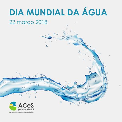 Dia Mundial da Água 2018