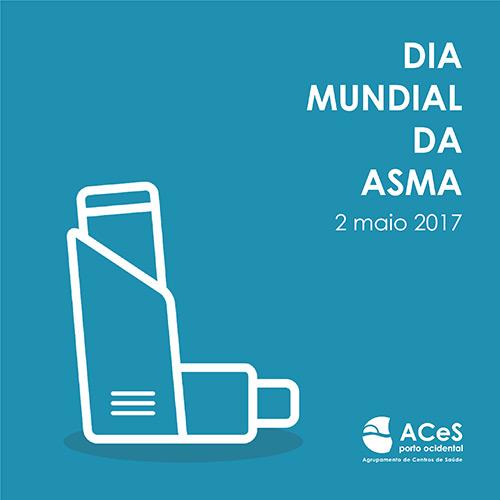 Dia Mundial da Asma 2017