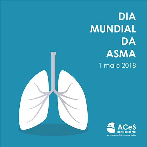 Dia Mundial da Asma 2018