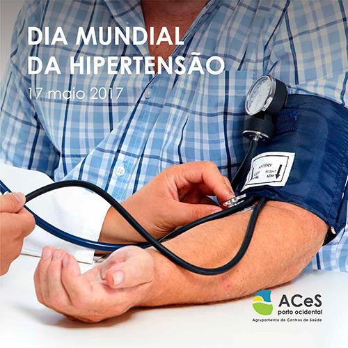Dia Mundial da Hipertensão 2017