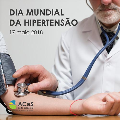 Dia Mundial da Hipertensão 2018