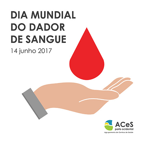 Dia Mundial do Dador de Sangue 2017