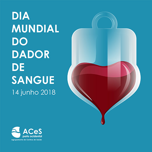 Dia Mundial do Dador de Sangue 2018