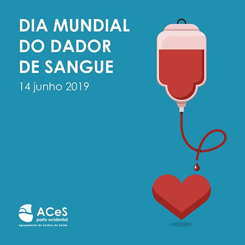 Dia Mundial do Dador de Sangue 2019