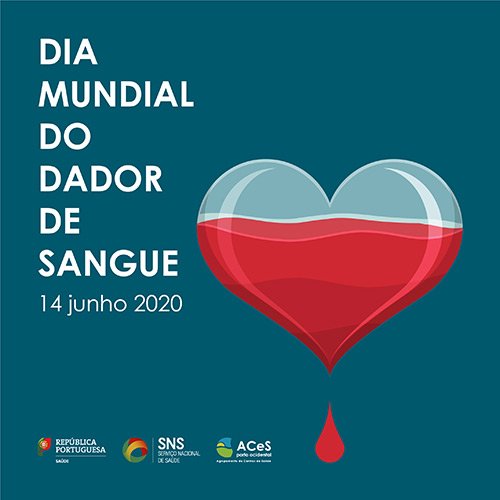 Dia Mundial do Dador de Sangue 2020