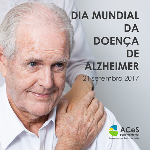 Dia Mundial da Doença de Alzheimer 2017