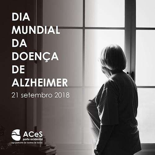 Dia Mundial da Doença de Alzheimer 2018