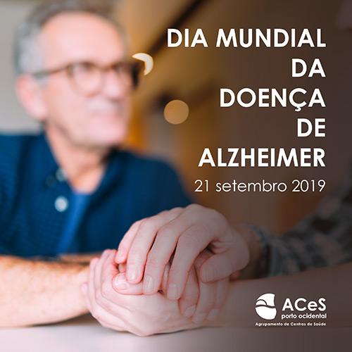 Dia Mundial da Doença de Alzheimer 2019