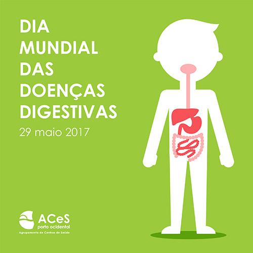 Dia Mundial das Doenças Digestivas 2017