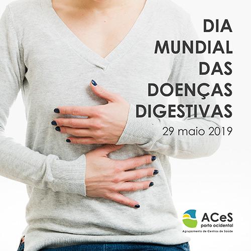 Dia Mundial das Doenças Digestivas 2019