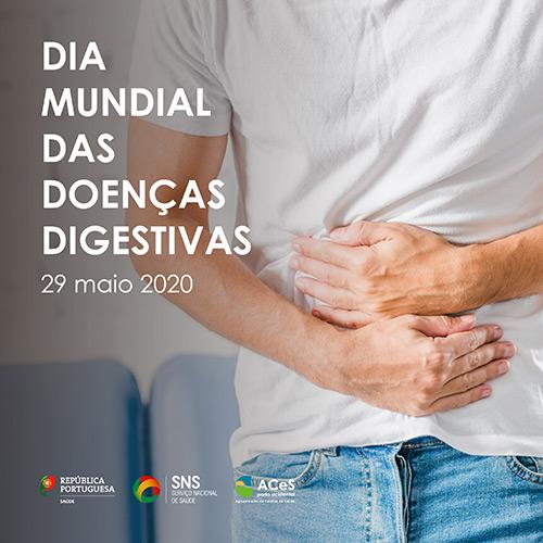 Dia Mundial das Doenças Digestivas 2020