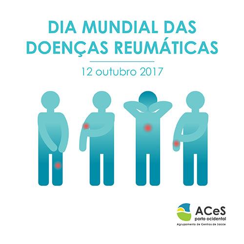 Dia Mundial das Doenças Reumáticas 2017