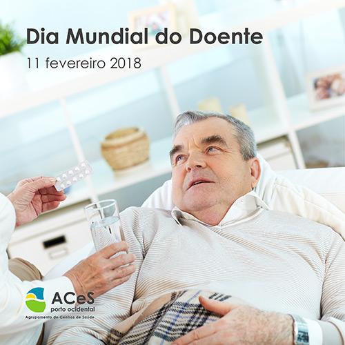 Dia Mundial do Doente 2018