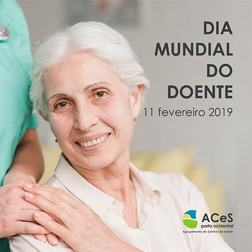 Dia Mundial do Doente 2019