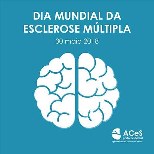 Dia Mundial da Esclerose Múltipla 2018