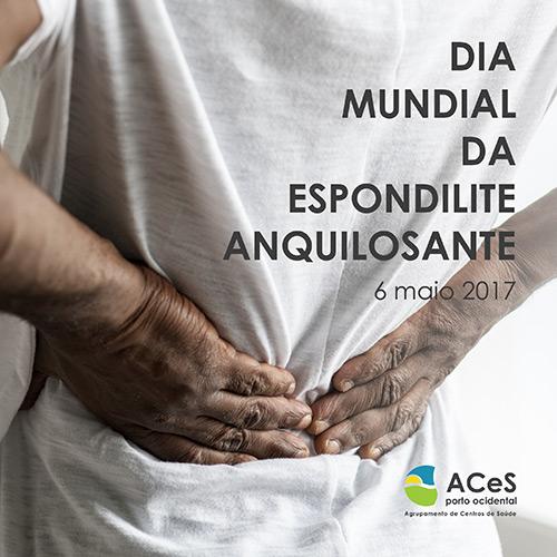 Dia Mundial da Espondilite Anquilosante 2017