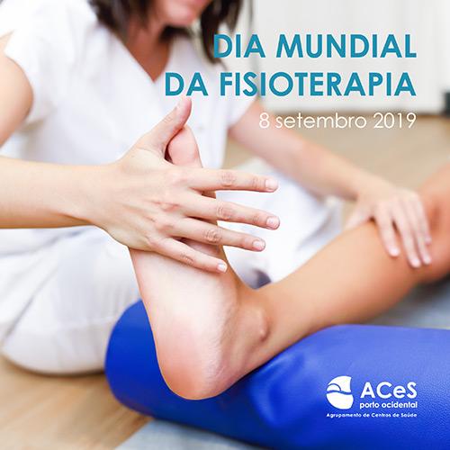 Dia Mundial da Fisioterapia 2019
