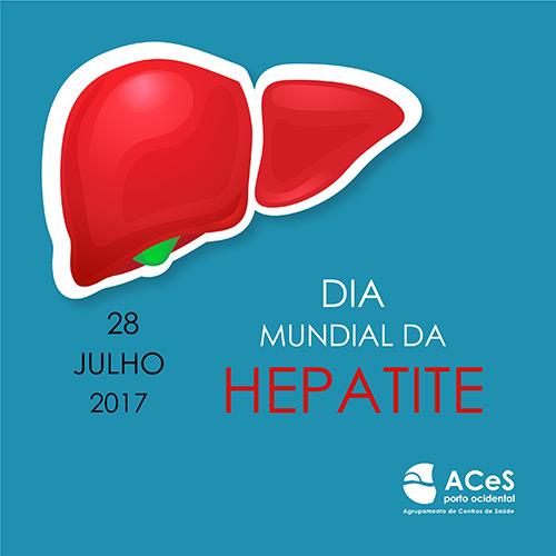 Dia Mundial da Hepatite 2017