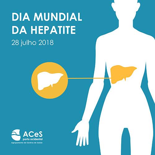 Dia Mundial da Hepatite 2018