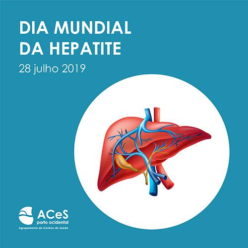 Dia Mundial da Hepatite 2019