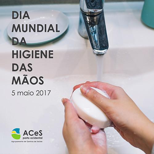 Dia Mundial da Higiene das Mãos 2017