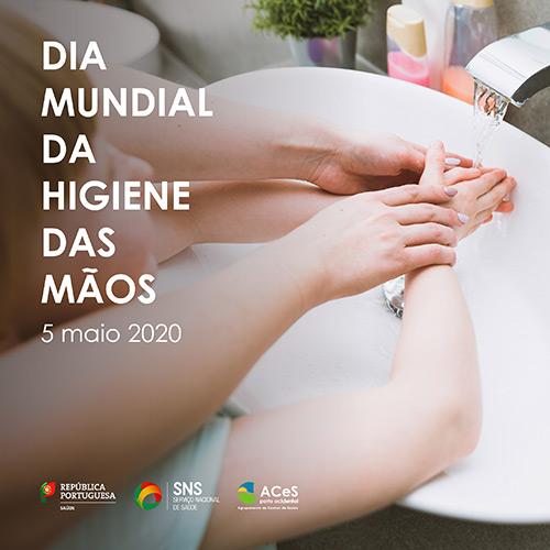 Dia Mundial da Higiene das Mãos 2020