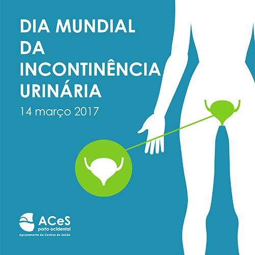 Dia Mundial da Incontinência Urinária 2017