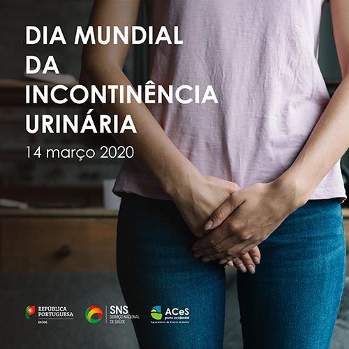 Dia Mundial da Incontinência Urinária 2020