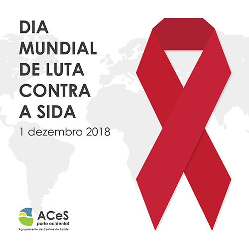 Dia Mundial de Luta Contra a Sida 2018