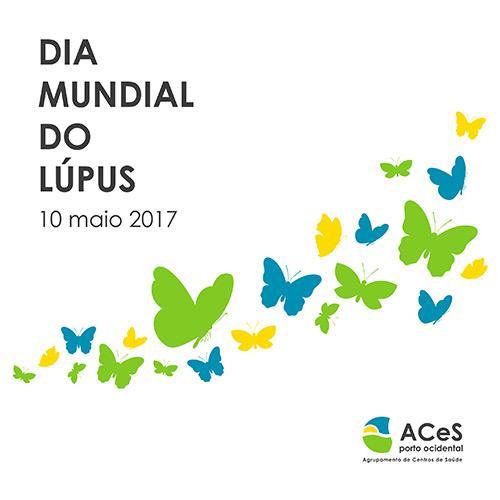 Dia Mundial do Lúpus 2017