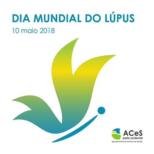 Dia Mundial do Lúpus 2018
