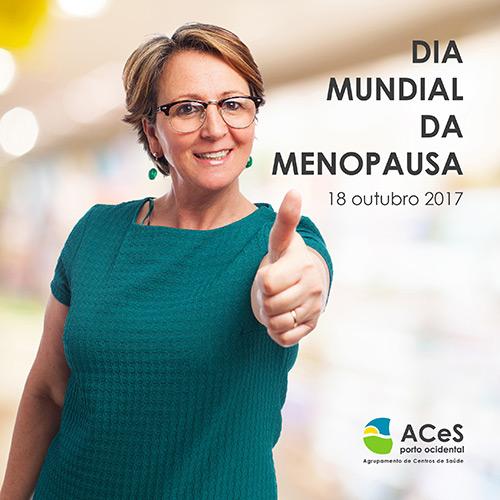 Dia Mundial da Menopausa 2017