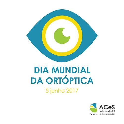 Dia Mundial da Ortóptica 2017