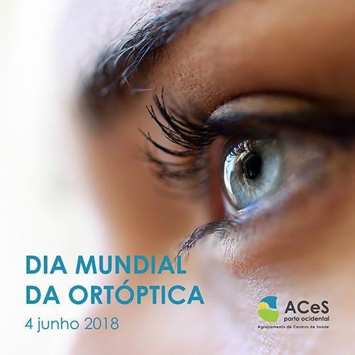 Dia Mundial da Ortóptica 2018