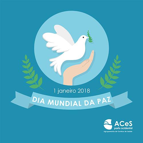 Dia Mundial da Paz 2018