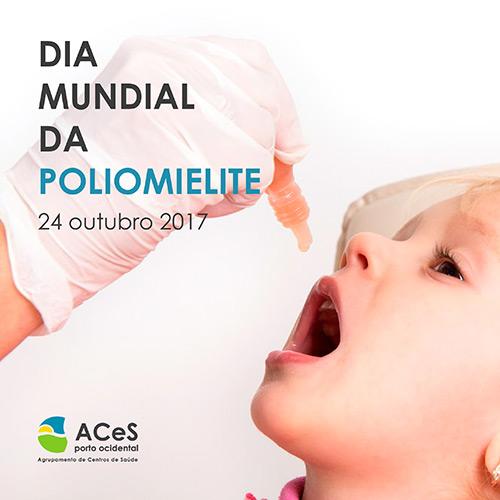 Dia Mundial da Poliomielite 2017