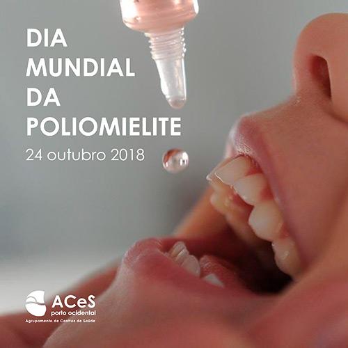 Dia Mundial da Poliomielite 2018